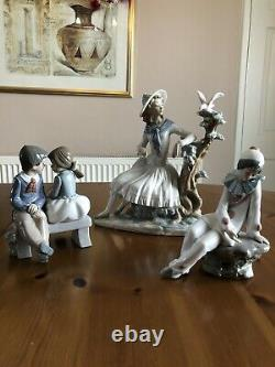 24 x Pieces of Lladro And Nao