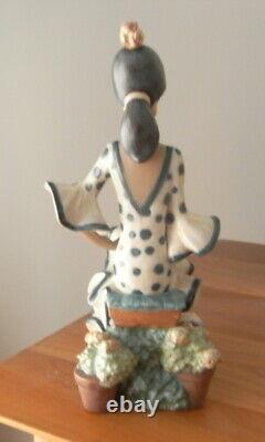 Beautiful Lladro Gres figurine of Flamenco Dancer