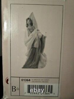 Beautiful Lladro NAO Enchanted Dreams Figure Scarce Piece In Box