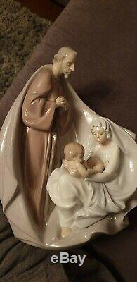 Christmas LLADRO Porcelain BIRTH OF JESUS (01006994)