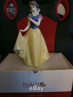 Disney Nao By Lladro Snow White Figurine