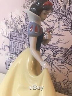 Disney Nao Snow White Figurine Ornament