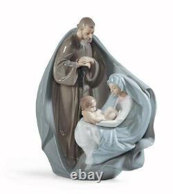 Figurine Porcelain lladro Birth of Jesus Figurine
