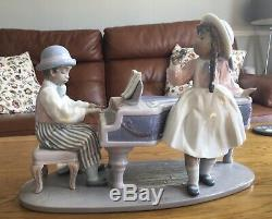 Highly collectable LLADRO Jazz band