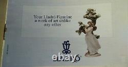 LLADRO 06193 SUMMER SERENADE Porcelain Figurine Collectors item