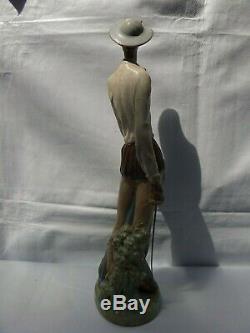 LLADRO 2S840 12'' Porcelain Figurine Don Quixote Sculptor Salvador Furió 2265