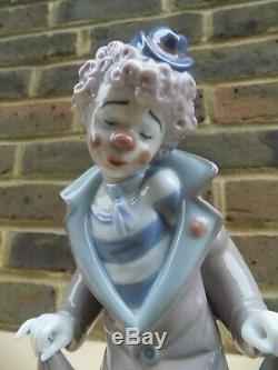 LLADRO Clown Figurine Surprise 5901