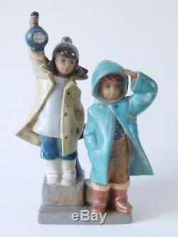 LLADRO FIGURINE AHOY THERE! No 2173 SUPERB CONDITION FREE UK POSTAGE