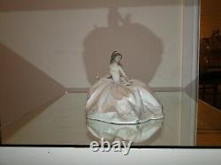 LLADRO Figurine At the Ball # 5859 Year 1991