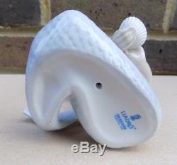 LLADRO Mermaid Figurine Mirage 1415