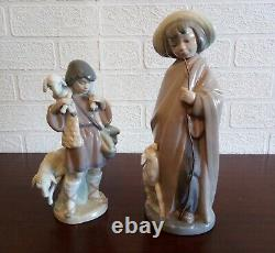 LLADRO NAO Full Nativity 13 Figures Immaculate Boxed Christmas Gift Heirloom