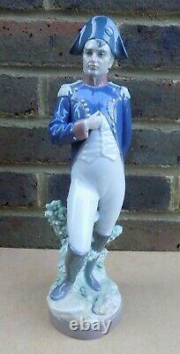 LLADRO Napoleon Bonaparte Figurine 5338 Signed