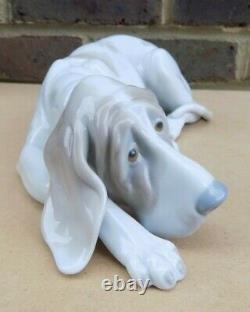 LLADRO Old Dog Large Figurine