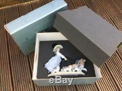 LLADRO PRIVILEGE 06784 Puppy Parade, La gran familia Boxed