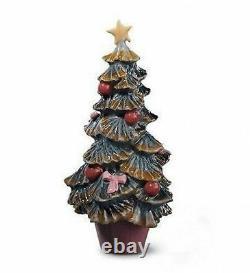 LLADRO Porcelain CHRISTMAS TREE (01006261)