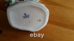 LLADRO Porcelain COURTING CRANES (01001611)
