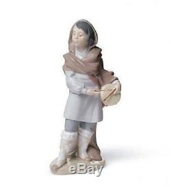 LLADRO Porcelain DRUMMER BOY (01008415)