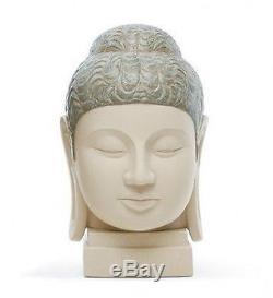 LLADRO Porcelain Gres Finish BUDDHA I (01012512)