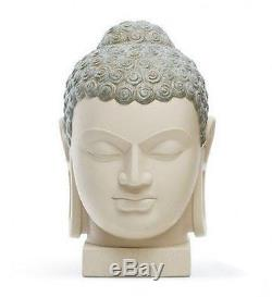 LLADRO Porcelain Gres Finish BUDDHA II (01012513)