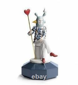 LLADRO Porcelain JAIME HAYON THE LOVER III 01007254