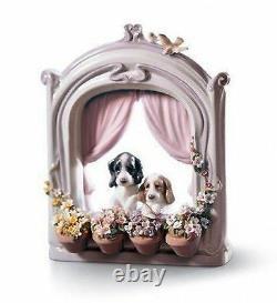 LLADRO Porcelain PLEASE COME HOME (01006502)