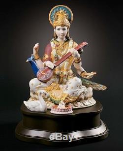 LLADRO Porcelain Saraswati Limited Edition 01001978