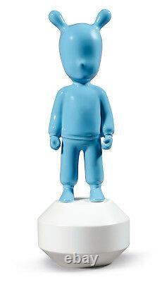 LLADRO Porcelain THE BLUE GUEST LITTLE 01007736 Size 30x11 cm Height 11¾