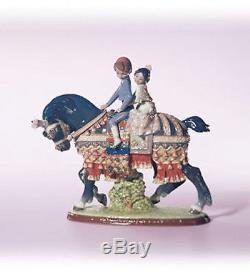 LLADRO Porcelain VALENCIAN CHILDREN