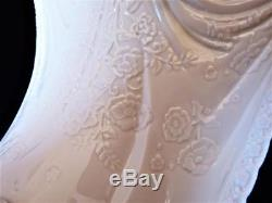 LLADRO VERY RARE WEDDING GROUP FIGURE HERE COMES THE BRIDE No1446 RETIRED