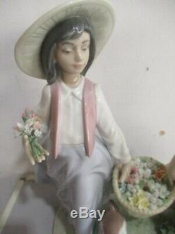 LLadro Springtime Harvest. 6250. Boxed