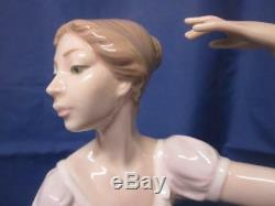 Large Lladro Figurine Weary Ballerina #5275 by Vincente Martinez Retired 1995