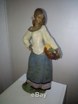 Large Lladro figurine