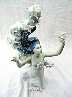 Large Retired Lladro Figurine 6569 Milky Way Millennium Inspiration 16 Tall Vgc