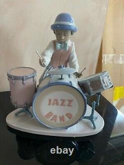 Lladro 5 piece Jazz Band