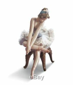 Lladro 5498 Opening night Ballerina Figurine