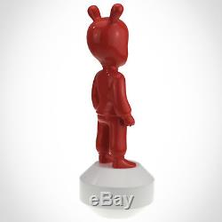 Lladró Atelier porcelain figurine The Red Guest Little by Jaime Hayon