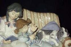 Lladro BIG SISTER #5735 Figure Made in Spain