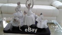 Lladro Before the Dance