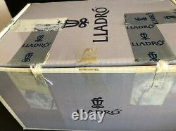 Lladro Circus Concert. 5856. Clowns. With original box and packaging