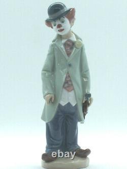 Lladro Clown Circus Sam Figurine 05472 Made in Spain Francisco Catala 1988