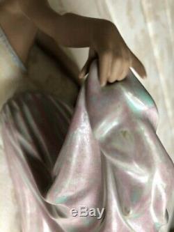 Lladro Dancer Gres Figurine (De Ensayo) 12267 Boxed