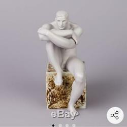 Lladro ESSENCE OF MAN III Statue Figurine 01018149 8149 Retired Edition BNIB