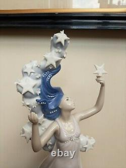 Lladro Figurine #6569 MILKY WAY Millennium Inspiration Retired