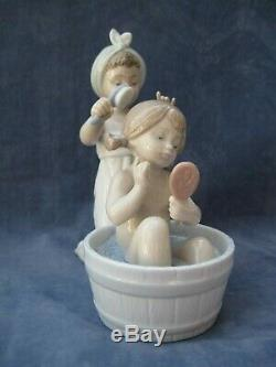 Lladro Figurine Bathing Beauties Perfect First Quality 01013512