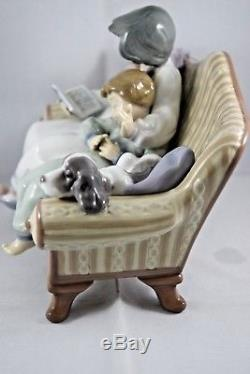 Lladro Figurine Big Sister Ref. 5735