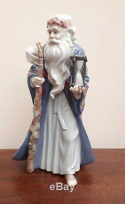 Lladro Figurine FATHER TIME #6696 Inspiration Millennium VGC