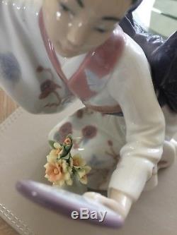 Lladro Figurine Japanese