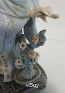 Lladro Figurine Mayumi #1449 C1980/90s