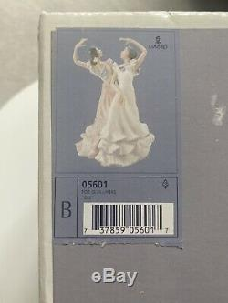 Lladro Figurine Ole 5601 Spanish Flamenco Dancers BNIB