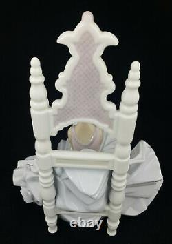 Lladro Figurine Posing Ballerina Model 6485